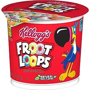 Kellogs Froot Loops Cup (42g)