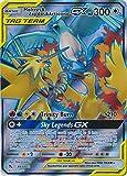 Moltres & Zapdos & Articuno Tag Team GX - 66/68 - Full Art Ultra Rare - Hidden Fates