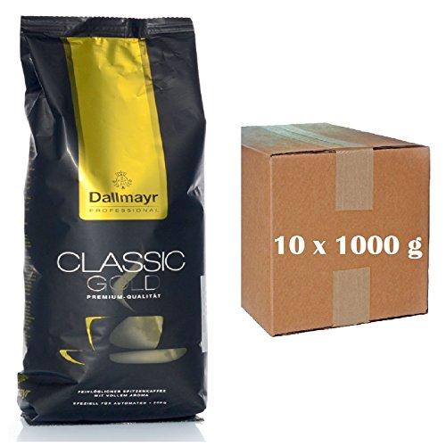Dallmayr Professional Classic Gold würzig & intensiv - 10 x 500g Instant-Kaffee speziell für Automaten