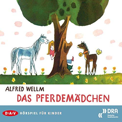 Das Pferdemädchen Titelbild