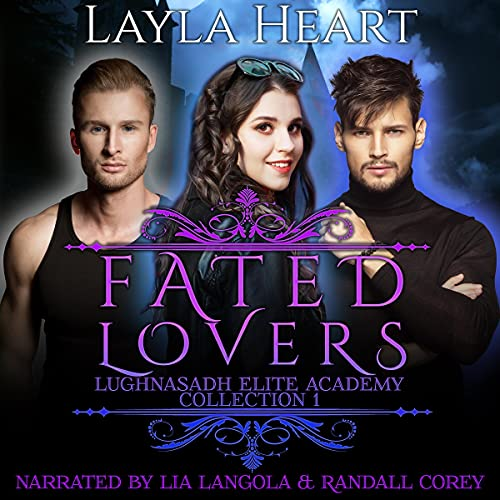 Fated Lovers cover art