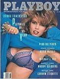 Playboy Magazine Entertainment For Men, June 1987, Donna Edmondson, Playmate Of The Year