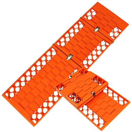 WEIMALL スタックステップ スノーヘルパー スタックヘルパー 折りたたみ式 2枚セット レギュラーサイズ