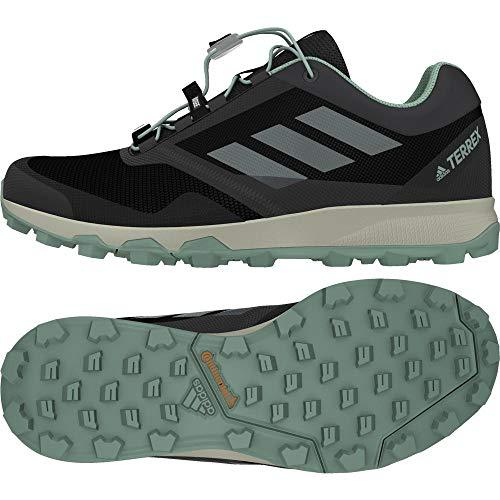 adidas Women's Terrex Trailmaker W Trail Running Shoes, Black (NegbasFtwblaVercen 000), 8 UK
