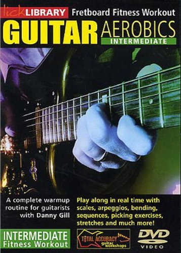 Guitar Aerobics Intermediate [UK Import]