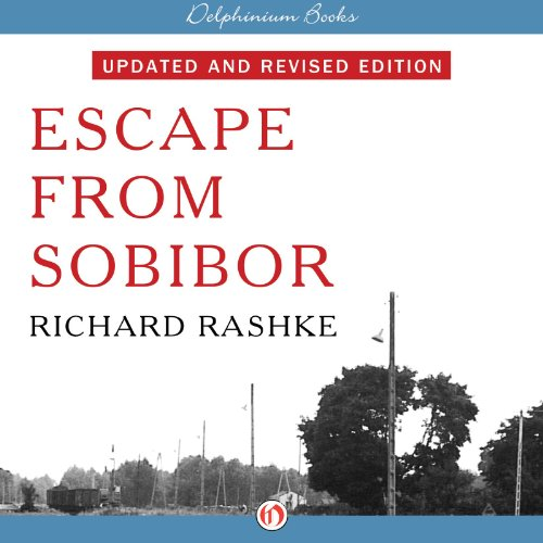 Escape from Sobibor audiobook cover art