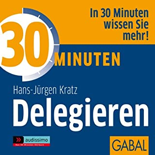 30 Minuten Delegieren Titelbild