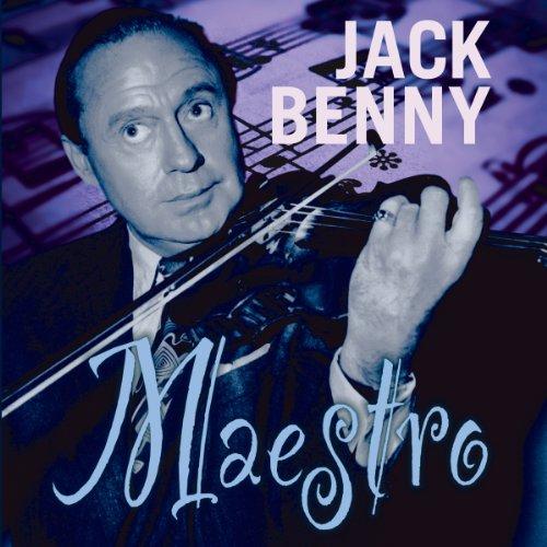 Jack Benny cover art