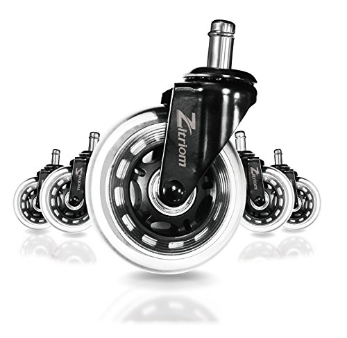 Office Chair Caster Wheels for All Floors