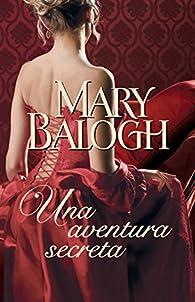 Una aventura secreta par Mary Balogh