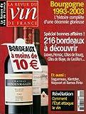 La Revue du vin de France - n°485 - 01/10/2004 - 216 Bordeaux à moins de 10 euros