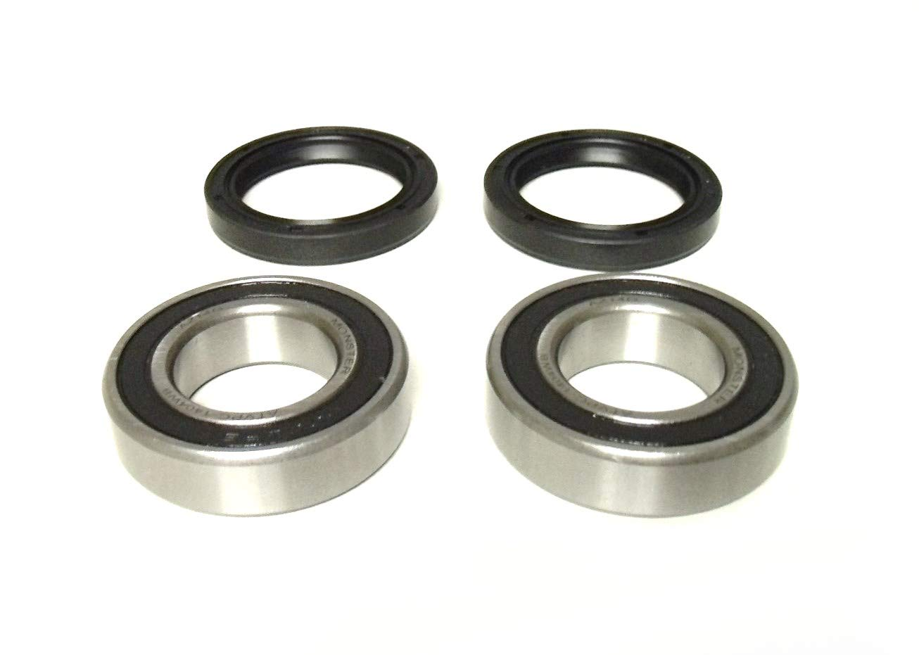 4 QTY Front Wheel Bearing for Kawasaki Mule 3010 4010 2510 4x4