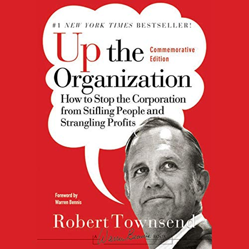 Up the Organization cover art