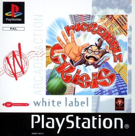 Incredible Crisis: White Label [Importación Inglesa]