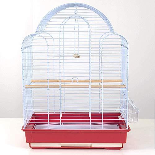 Pet's Solution Gabbia voliera Uccelli pappagalli canarini cocorite calopsite parrocchetti cocorite