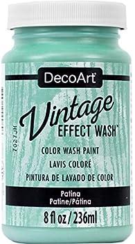 DecoArt Vintage Effect Wash 8oz Patina