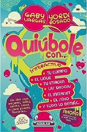 Qui?bole con??para mujeres: Interactivo (Spanish Edition) by Gaby Vargas (2010-02-28)