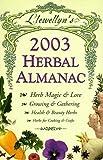 2003 Herbal Almanac (Annuals - Herbal Almanac)