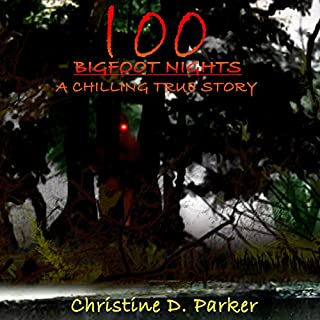 100 Bigfoot Nights cover art