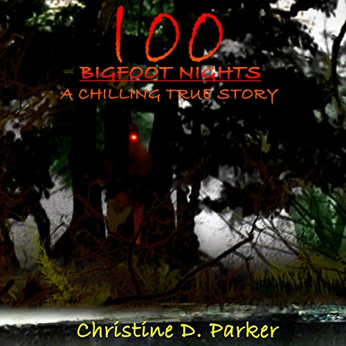 100 Bigfoot Nights audiobook cover art
