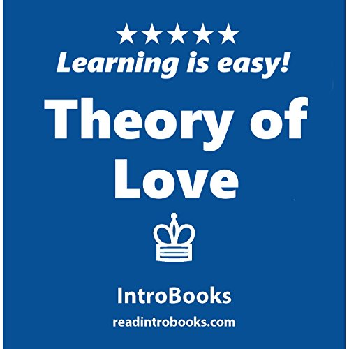 Theory of Love audiobook cover art