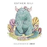 Astronave Calendario Esther Gili 2021