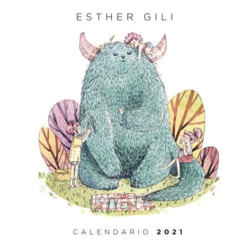Calendario Esther Gili 2021