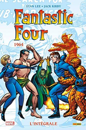 Fantastic Four: L'intégrale 1964 (T03 Nouvelle édition)