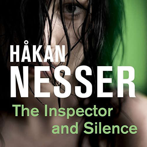 The Inspector and Silence audiobook cover art