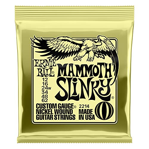 Ernie Ball Electric Guitar Strings (P02214)