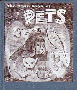 Pets (New True Book) 0516016415 Book Cover