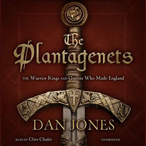 The Plantagenets Audiobook By Dan Jones cover art