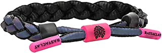 Rastaclat Black Dark Matter Bracelet Clat in Black Magenta