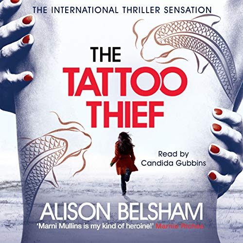 The Tattoo Thief cover art