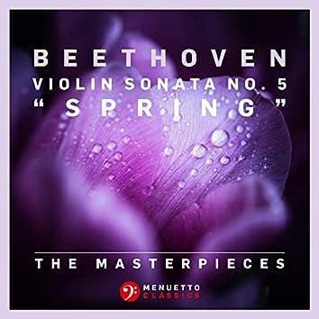 """The Masterpieces - Beethoven: Violin Sonata No. 5 in F Major, Op. 24 """"Spring"""""""