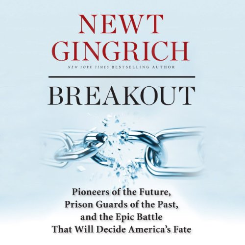 Breakout audiobook cover art