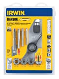 Hanson 1765542 1/4-20 - 1/2-13 Pts SAE Set for Tap Die Extraction, 12 Piece...