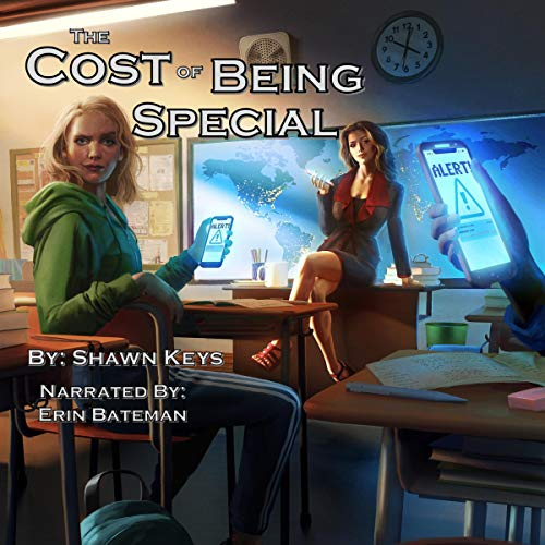 The Cost of Being Special: Survival of the Fittest, Book 1