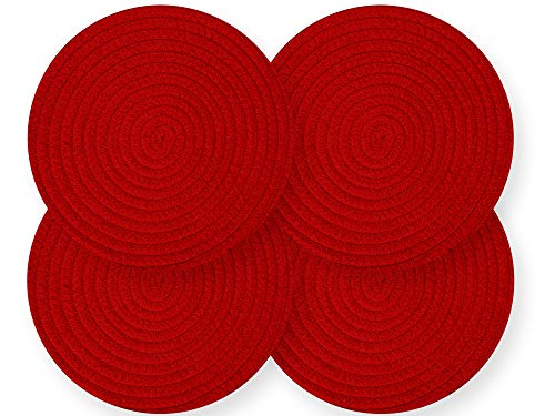 red coasters - 1