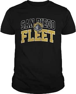 San Diego Fleet Shirt T shirt Hoodie for Men Women Unisex