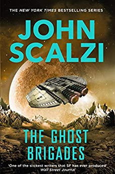 The Ghost Brigades: Old Man's War Book 2 by [John Scalzi, Gary Blythe]