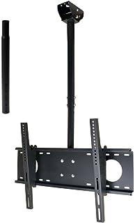 "VideoSecu Adjustable Tilting Ceiling Mount for Most 37""-60"" LCD LED Plasma TV Flat Panel Display, Some up to 75"" LED TV Fi..."