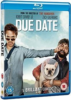 Due Date [Blu-ray] [2010] [Region Free]