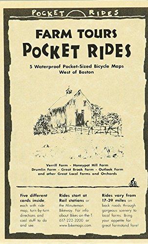 Farm Tours (west of Boston) Bike Map