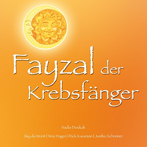 Fayzal der Krebsfänger audiobook cover art