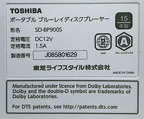 TOSHIBA(東芝)『REGZASD-BP900S』