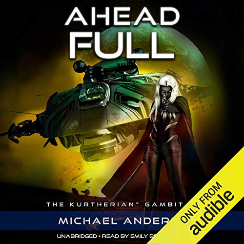 Ahead Full audiobook cover art