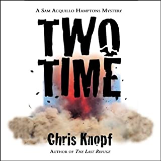 Two Time audiobook cover art