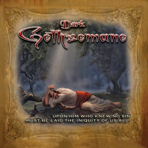 Dark Gethsemane audiobook cover art