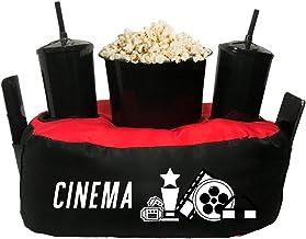 Almofada De Pipoca Cinema Cor:Preto